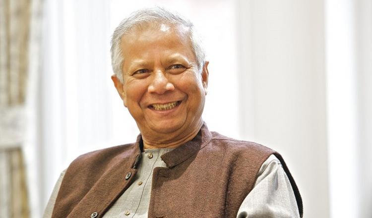 Muhammad Yunus, creador del Banco Grameen