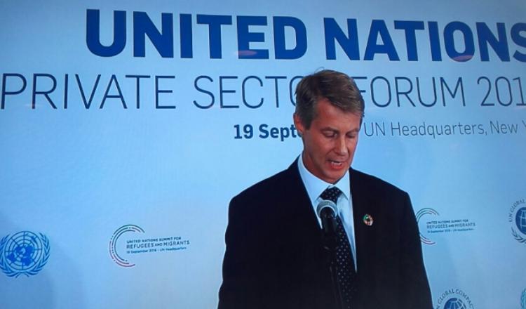 Mats Granryd, Director General de la Asociación GSM